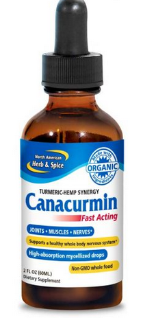 Canacurmin Mycellized Drops